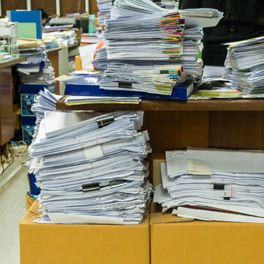 Employment Office File Purge